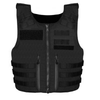 Gilet pare balles IIIA FULL TACTICAL One Plus Port extérieur SECURITY  Unisexe