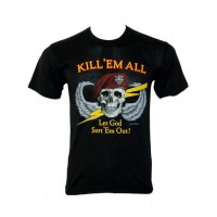 Tee shirt kill'em all