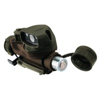 Lampe frontale Petzl Strix IR camouflage - 40 Lumens