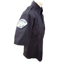 Chemise us police los angeles