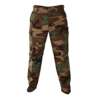 Pantalon BDU Woodland neuf Original US Army