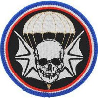 PATCH ARMY 502ND AIRBORNE