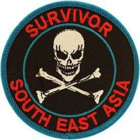 Patch Vietnam Asia