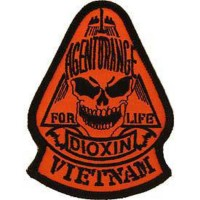 PATCH VIETNAM AGENT ORANGE