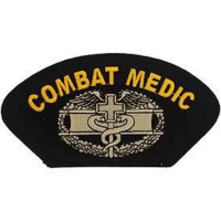 Patch COMBAT MEDIC ARMY