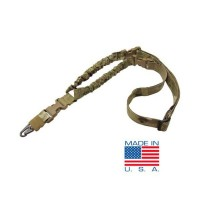 Sangle Cobra 1 point Condor OD, coyote, a-tacs AU, ou multicam US1001
