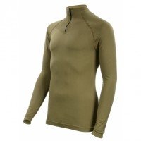 Tee-shirt thermorégulant Technical Line. SUMMIT Tan