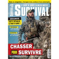 Magazine SURVIVAL N°10 Octobre Novembre 2017