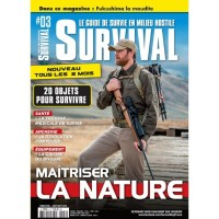 Magazine SURVIVAL N°3 Aout Sept 2016