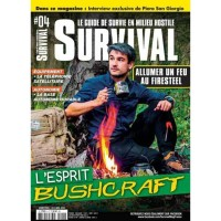 Magazine SURVIVAL N°4 Octobre - Novembre  2016