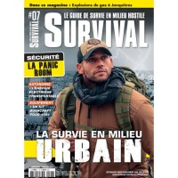 Magazine SURVIVAL N°7 Avril Mai 2017