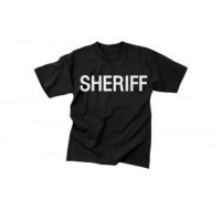 Tee shirt sheriff