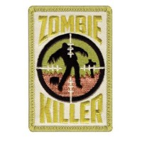 PATCH / ECUSSON zombie killer - velcro