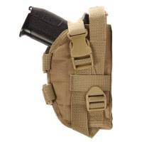 Holster  fixation molle ares camouflage