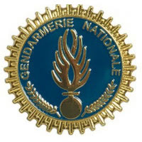 Médaille Gendarmerie Nationale - Bronze