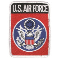 PATCH / ECUSSON us air force aigle