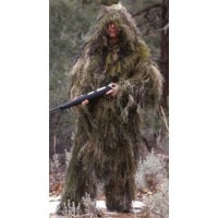 Ghillie USMC woodland ultra light surplus militaire