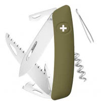 Couteau suisse SWIZA OLIVE