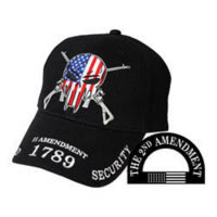Casquette US Punisher - 1789 amdendment.