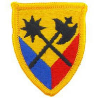 PATCH ARMY 194TH ARMORED DIVISION