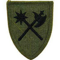 PATCH ARMY 194TH ARMORED DIV. SUBDUED