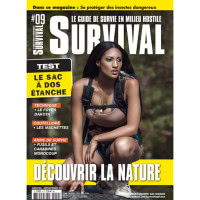 Magazine SURVIVAL N°9 Août Septembre