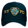 Casquette Police NYPD avec licence officielle brodée