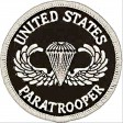 Patch United States Paratrooper