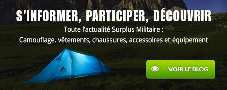 Blog surplus militaire